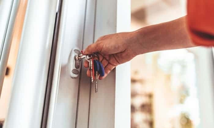 How-do-you-unlock-a-house-door-without-a-key