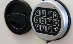 best electronic safe lock