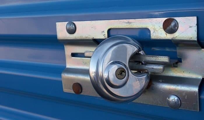 best lock for shed door