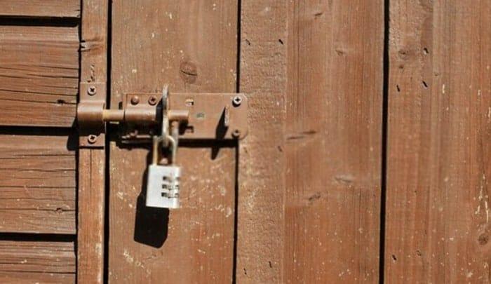 storage-shed-locks