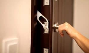 How to Secure Your Apartment Door