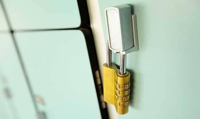 best lock for gym lockers