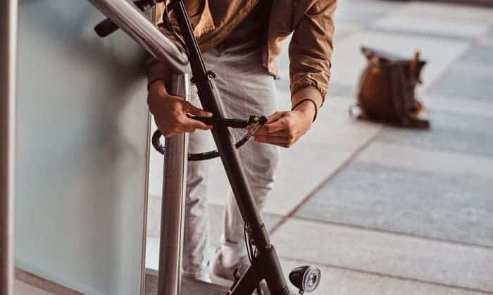 best scooter lock