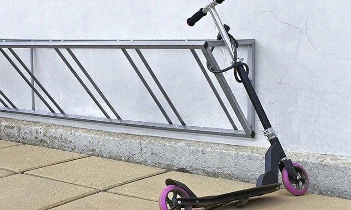 scooter-wheel-lock