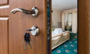 best bedroom door lock