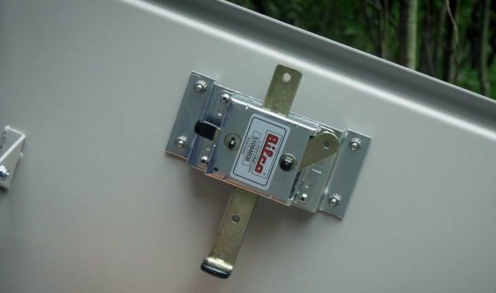 best lock for basement door